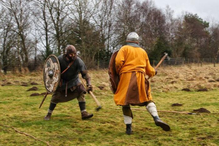 celtic-fighting