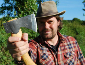 james kendall - bushcraft instructor