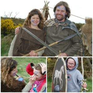 A Day with the Celts