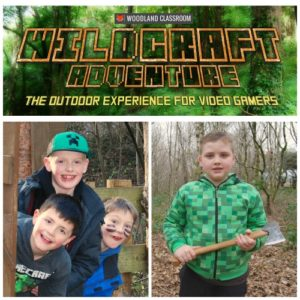 Wildcraft Adventure: The Outdoor Experience for Video Gamers (Swansea)