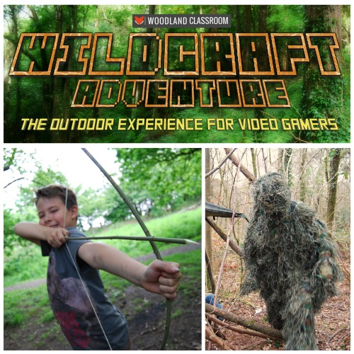 Wildcraft Adventure: the outdoor experience for video gamers