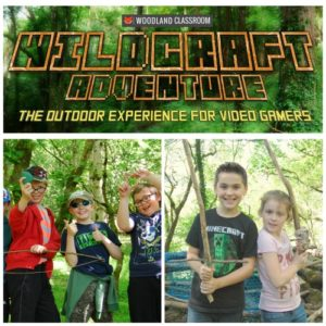 Wildcraft Adventure: The Outdoor Experience for Video Gamers (Llandrindod Wells) – SOLD OUT!