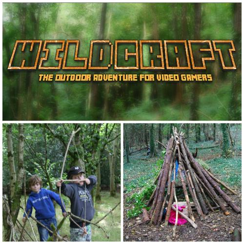Wildcraft Adventure: Outdoor Activities for Video Gamers