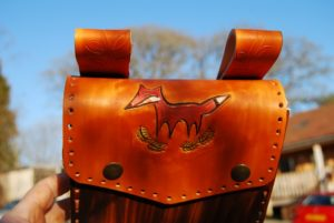 Introduction to Leathercraft: Make Your Own Pouch