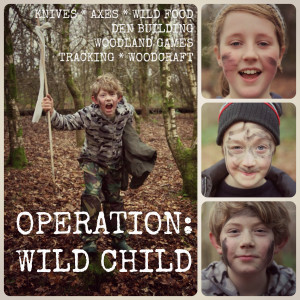 Operation: Wild Child – SOLD OUT