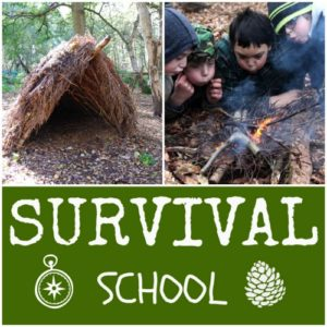 survival school in wales for children