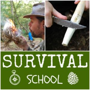 Survival School (Chirk Castle, Wrexham)