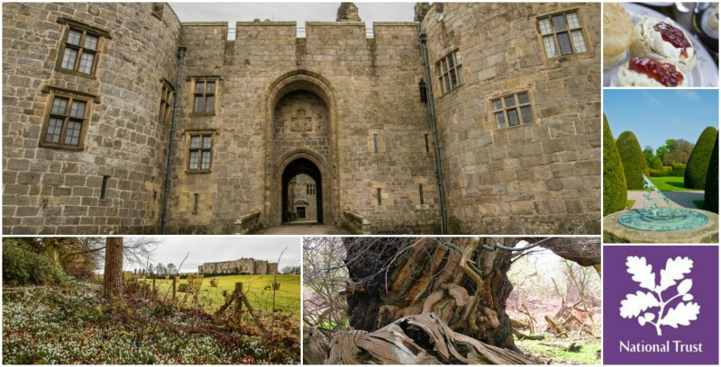 outdoor activities at chirk castle