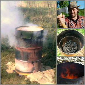 make your own charcoal course