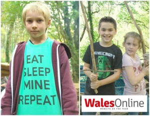 wildcraft adventure in wales online