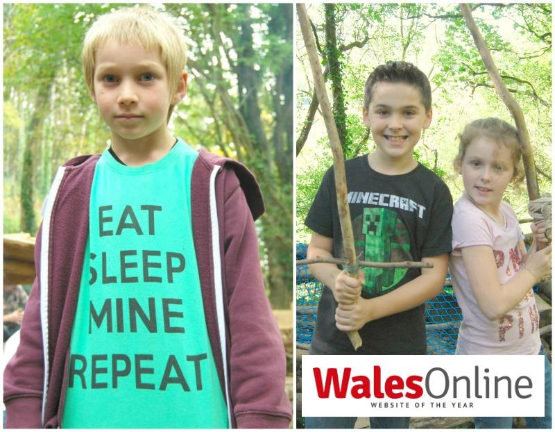 wildcraft adventure in wales online