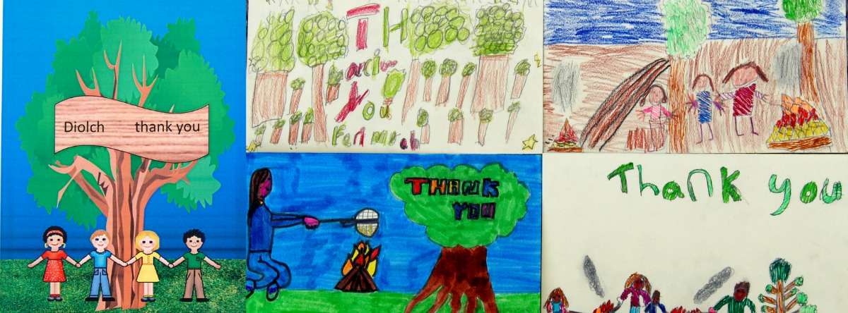 kids testimonials from forest school
