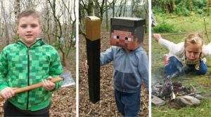 Why Kids Chose to Ditch Their Video Screens To Go Wild Outdoors