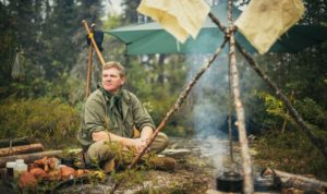 ray mears champions forest school