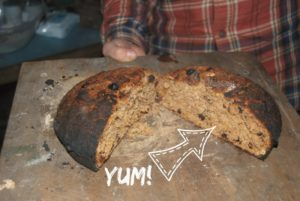 My Bushcraft Journal: Part #2 Baking in a Dutch Oven
