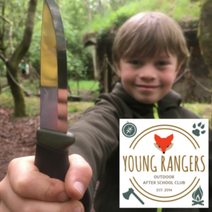Young Rangers: Autumn Term (Tuesday Group)