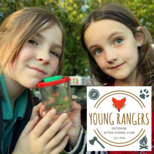 Young Rangers: Autumn Term (Wednesday Group)