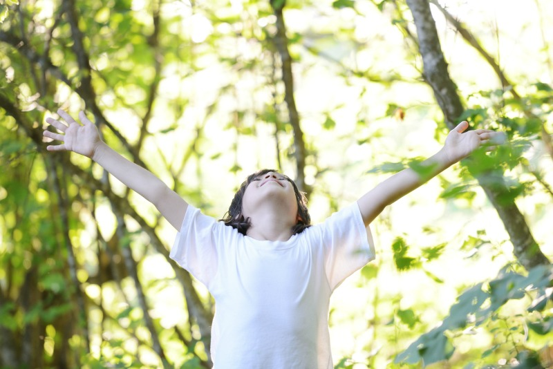 ASD children and forest school