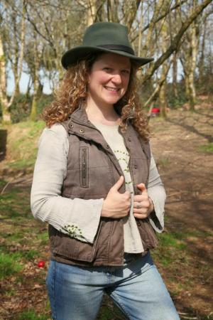 lea wakeman - outdoor educator