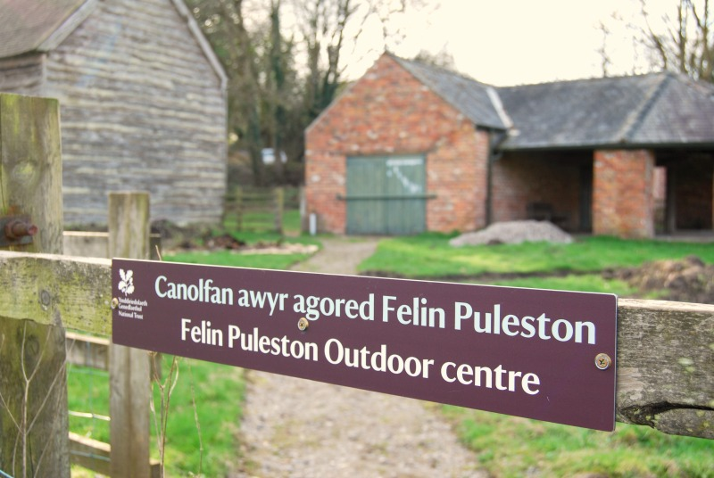 felin puleston outdoor centre