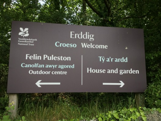 felin puleston sign from hafod road