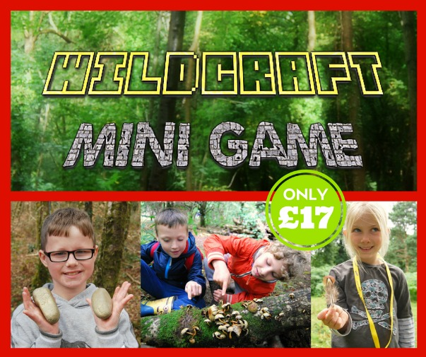 wildcraft mini game