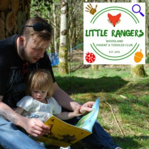 little rangers - forest school for parents & toddlers in wrexham