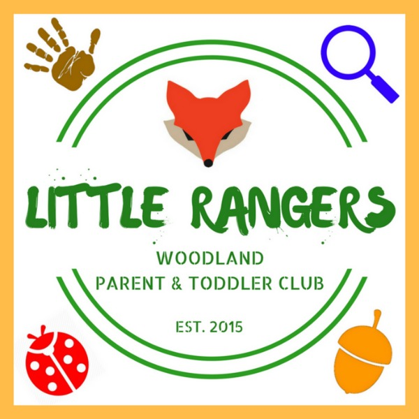 little rangers forest school group for parents and toddlers logo