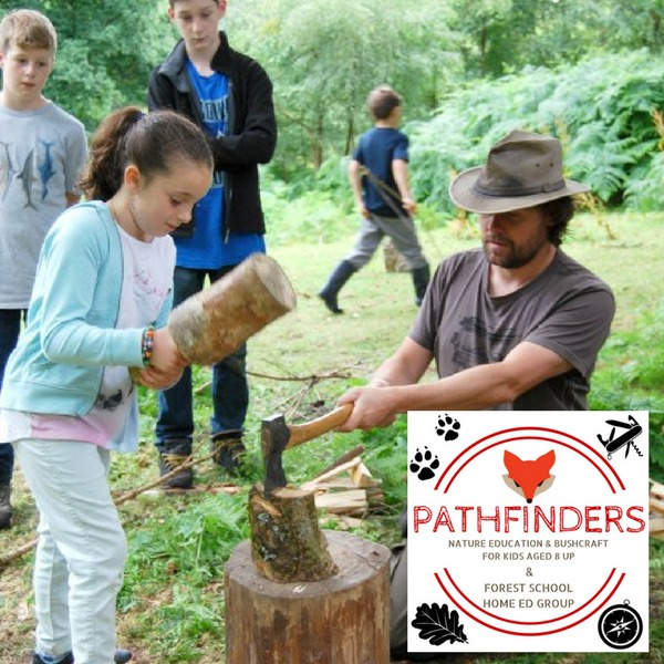 home education group in wrexham forest school