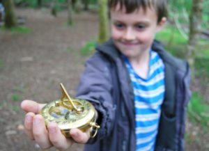 pathfinders home education forest school
