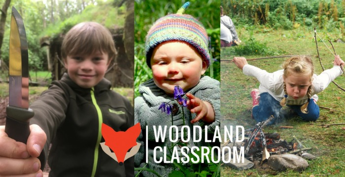 forest school and outdoor education in wrexham, north wales