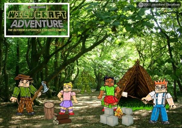 Wildcraft Adventure - characters