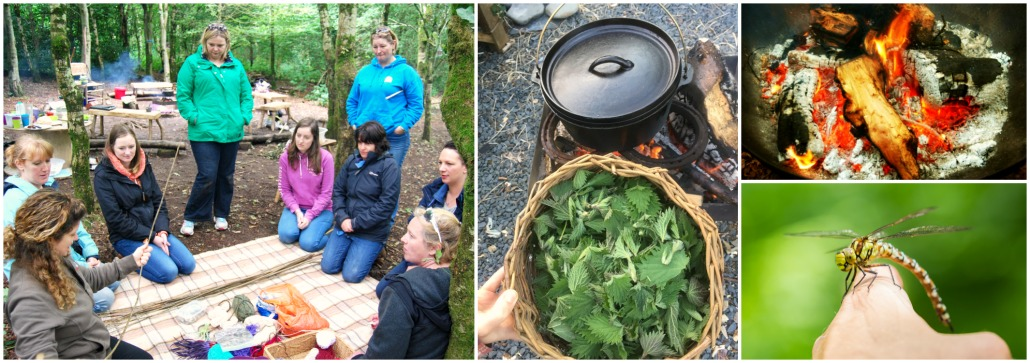 woodland bushcraft & mindfulness