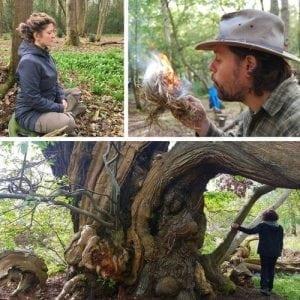bushcraft & mindfulness