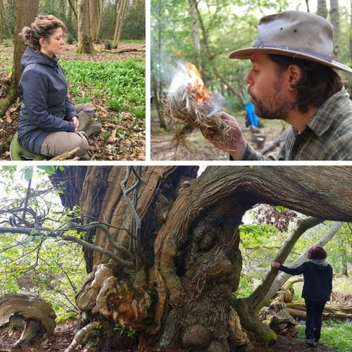 bushcraft & mindfulness