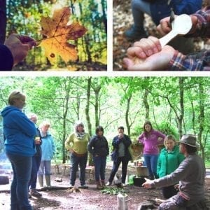 Woodland Mindfulness & Bushcraft Weekend