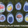 Wildcraft: Home Edition - Game Tokens