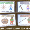 Wildcraft: Home Edition - Team Home Cards
