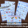 Wildcraft Adventure Pack preview - ASD Friendly Guides