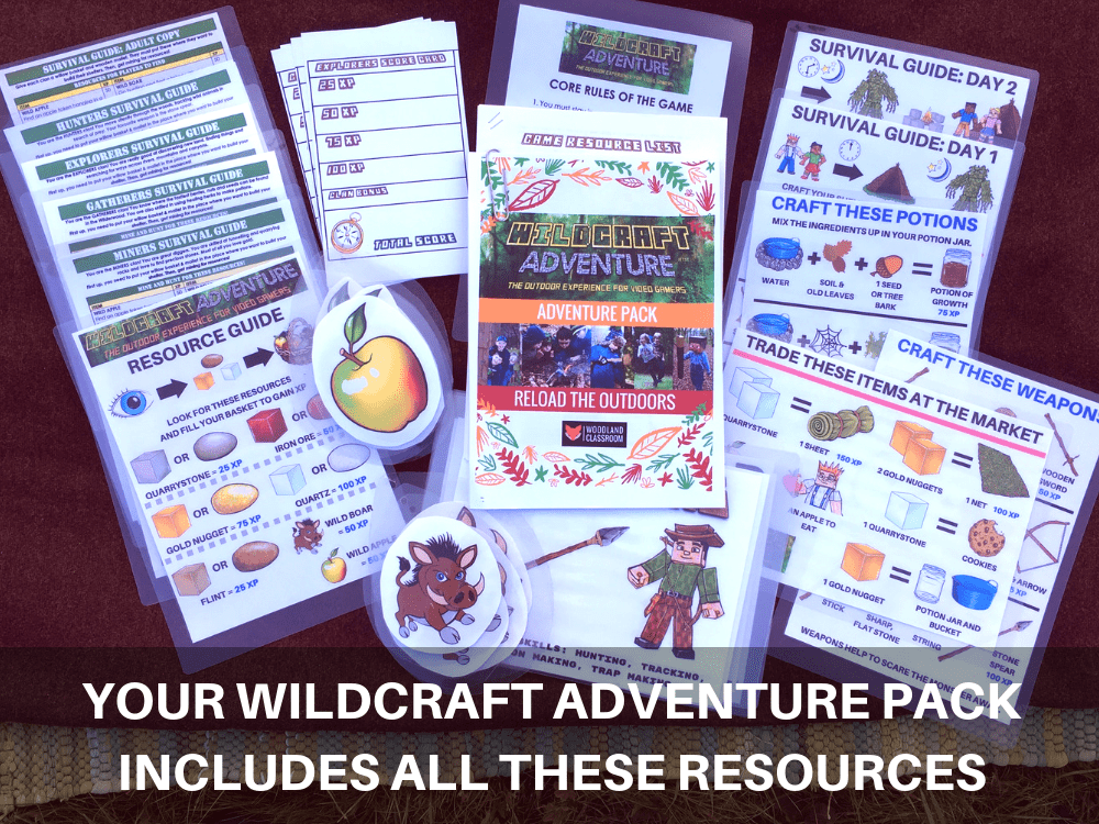 Wildcraft Adventure Pack preview