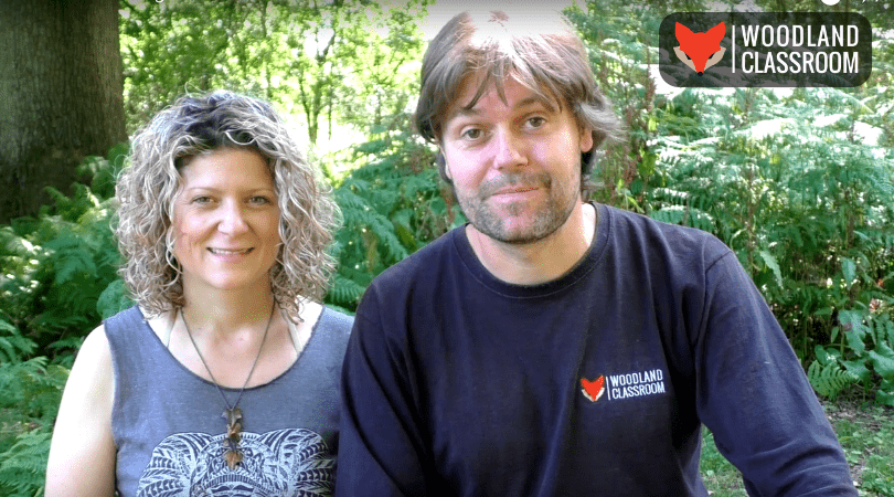 James and Lea Kendall from Woodland Classroom