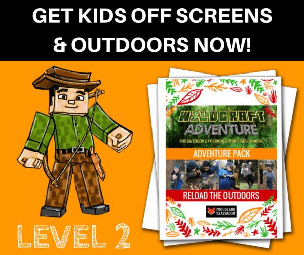 wildcraft adventure pack level 2