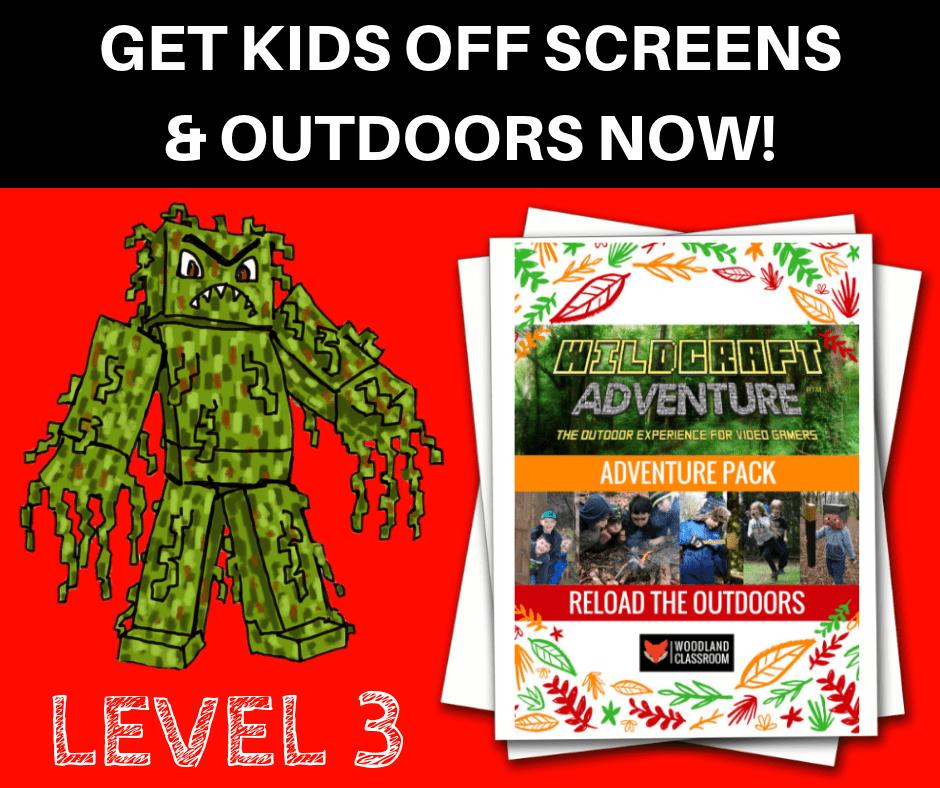 wildcraft adventure pack level 3