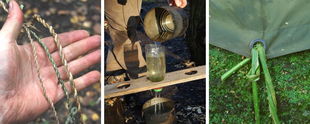 bushcraft course for adults in north wales