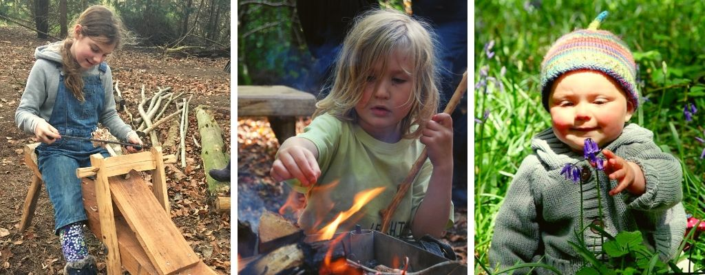 pathfinders: home education forest school in north wales