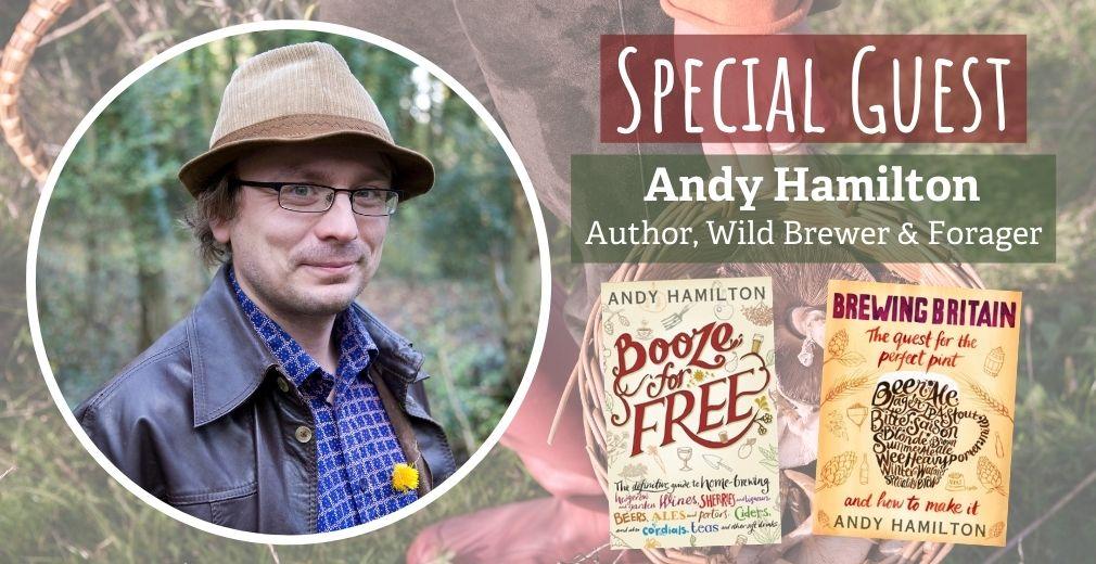 andy hamilton - special guest