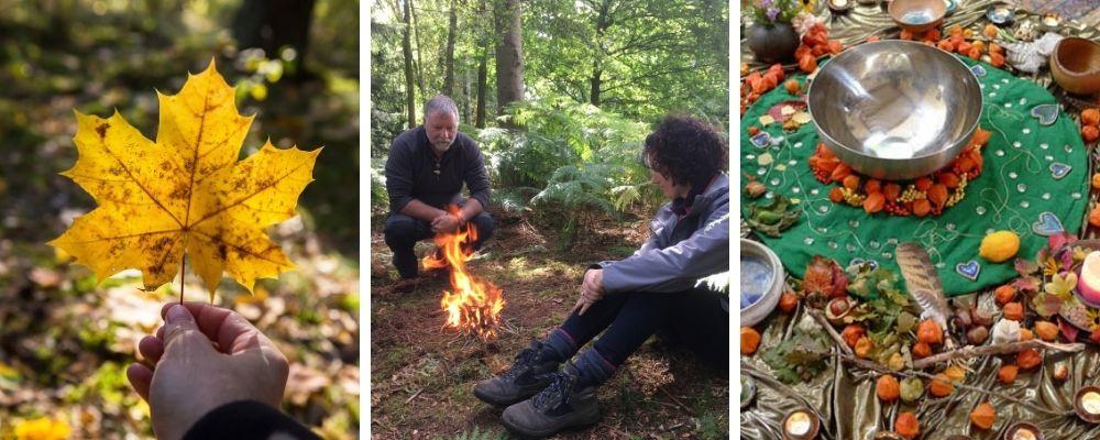 nature connection workshop