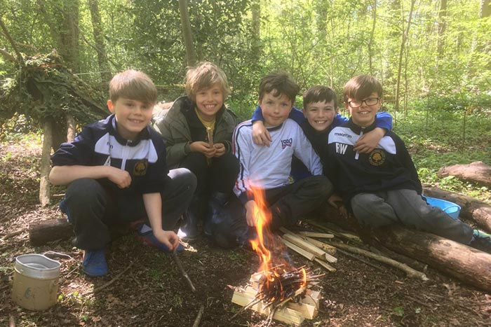 Bushcraft Party