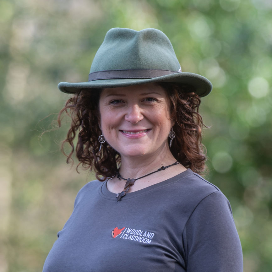 Lea Kendall, Nature Therapist and Mindfulness in Nature Practitioner
