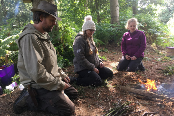 Mindfulness & Bushcraft